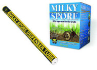Milky Spore Powder 40oz. Treats 10,000 Sq. Ft. & Dispensor Tube