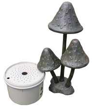 Giant Mushroom Fountain Kit