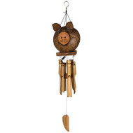 Woodstock Chimes Coco Pig Chime