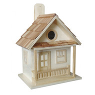 Home Bazaar Little Cabin Bird House
