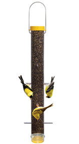 Droll Yankees Bottoms Up Finch Feeder 23""