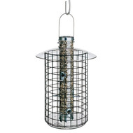 Droll Yankees Seed Domed Cage Squirrel Proof Bird Feeder