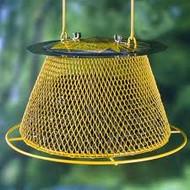 No No Sunflower Basket Seed Bird Feeder Holds 2 lbs.