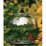 "Droll Yankees Dorothy's Cardinal 15"" Dome Bird Feeder"