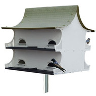 S&K Farm & Home 8 Purple Martin House FH8