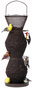 No No 5 Tier Bird Feeder Bronze No No 5 Tier Bird Feeder