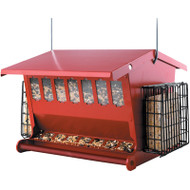 Heritage Farms Seeds 'n More Bird Feeder