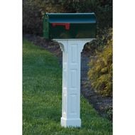 Fancy Home Products Mailbox Post MBP-6-01-RP