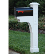 Fancy Home Products Mailbox Post MBP-6-03-RP