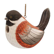 Bobbo Fat Towhee Birdhouse BOBBO3880305