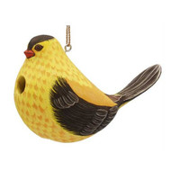 Bobbo Fat Goldfinch Birdhouse BOBBO3880306