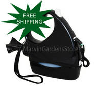Water Walker Retractable Leash Black/Black