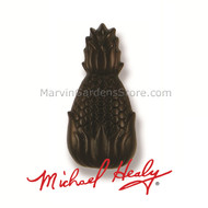 Michael Healy Hospitality Pineapple Doorbell Ringer in Oiled Bronze MHR59