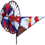 Premier WindGarden Eagle Triple Wind Spinner