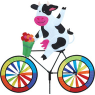 Premier WindGarden Cow Bicycle Spinner