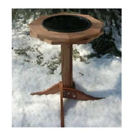 Looker Products Heated Birdbath with Summer Pan