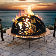 Good Directions Orion Fire Dome Pit 30""