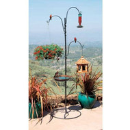 Lewis Tool Yard Butler Yard Tree Bird Center Bird Feeder Pole