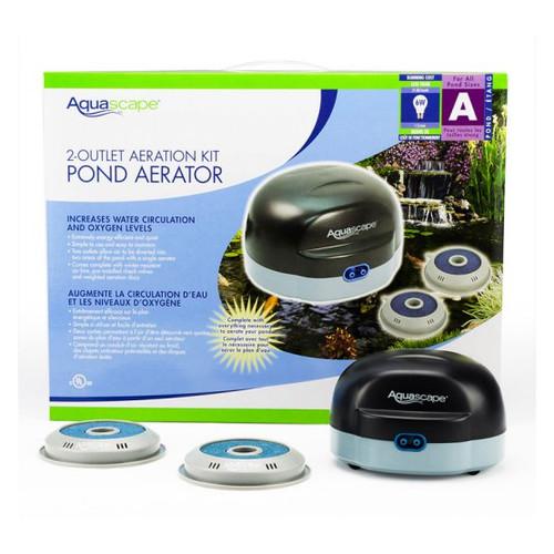 Aquascape Pond Air 2 Aerator 75000