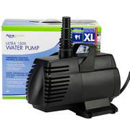 Aquascape Ultra Pump 1500 GPH Pond Pump 91009