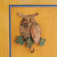 Ancient Graffiti Owl Hook Single