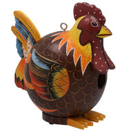 Bobbo Birdhouse Gord-O Rooster