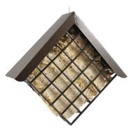 PineBush Diamond Suet Feeder - Copper Hammertone