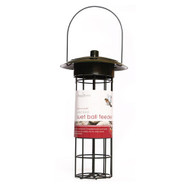 PineBush Suet Ball Feeder - Holds 4 Standard Suet Balls