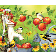 SunsOut Puzzle Among the Apples 500 pcs