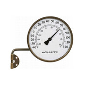 Accurite 3.5 Brass Thermometer (Swing Arm)
