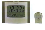 Accurite Wireless Atomix Clock Thermometer with Sensor