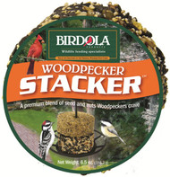 Birdola Products Woodpecker Stacker Cake
