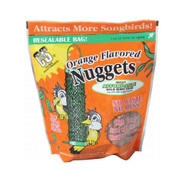 C&S Products Orange Flavored Nugget 27 oz