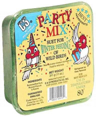 C&S Products 11 oz. Party Mix Suet