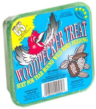 C&S Products 11 oz. Woodpecker Treat