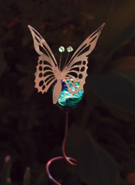 Echo Valley Illuminarie Butterfly Stake