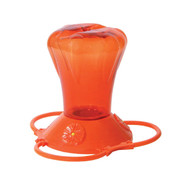 Hiatt Manufacturing Oriole Feeder Orange 28 oz