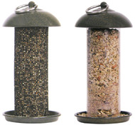 Hiatt Manufacturing Easy Clean Seed & Thistle Feeder Set