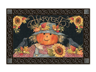 Magnet Works Harvest Scarecrow MatMate
