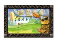 Magnet Works Vintage Golf MatMate