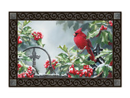 Magnet Works Hollyberry Cardinal MatMate
