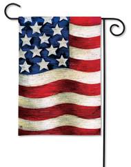 Magnet Works Liberty Garden Flag