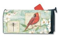Magnet Works Dogwood Cardinal MailWrap
