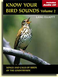 Stackpole Books Know Your Bird Sounds Volume 2 with CD