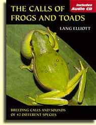 Stackpole Books The Calls of Frogs and Toads with CD