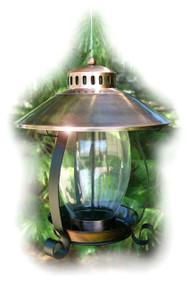 Woodlink Copper Lantern Feeder