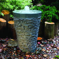 Aquascape Large Stacked Slate Fountain Top 98398