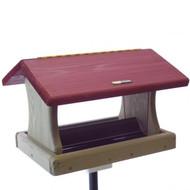 BIRDS CHOICE 5 QT. HOPPER BIRD FEEDER