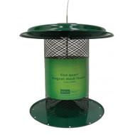 BIRDS CHOICE 5 QT. GREEN-SUNFLOWER BIRD FEEDER