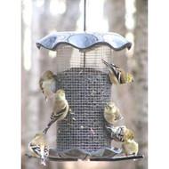 BIRDS CHOICE 3 QT. SMOKEY-SUNFLOWER BIRD FEEDER